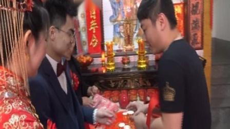 刘吕联姻 百年好合 永结同心    码头艺美专业影视录制:13505965055