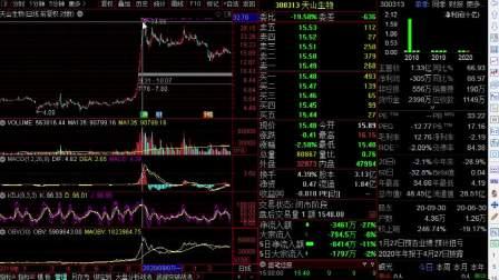 上升牛股买卖方法第九讲跳空缺口21.3.20