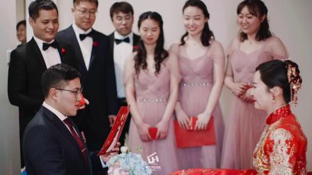【LI+WANG】扬州香格里拉婚礼现场剪辑