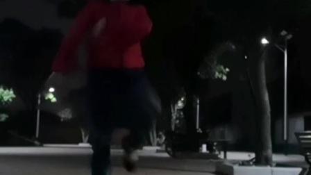 学跳花与影广场舞《老父亲》