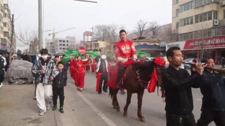 王辉与孙静静的婚礼