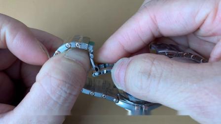 腕表小常识:3S欧米茄新款28mm星座微调小窍门
