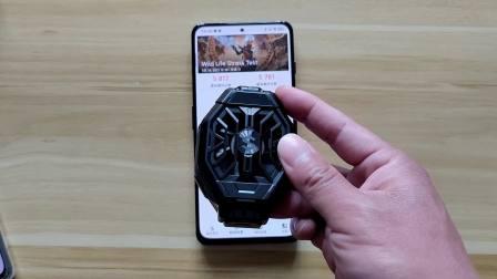 黑鲨4必备也是其他手机的散热神器!黑鲨冰封散热背夹2 Pro体验