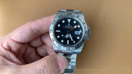 劳力士探险家二代m215670腕表
