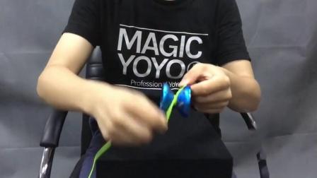 MAGICYOYO 0基础必看【悠悠球绳子缠绕方法】