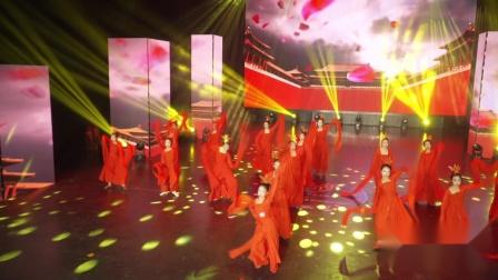 """江西省""""追梦少年""""少儿舞蹈大赛《袖舞翩翩》---高安市艺扬欢舞蹈学校"""