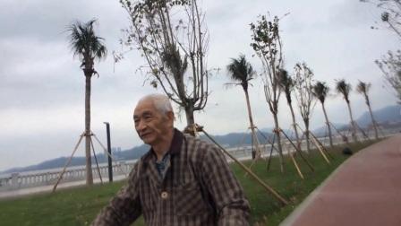 美丽珠海——唐家湾前环海边