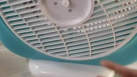 艾美特80t2专业扇拆卸视频