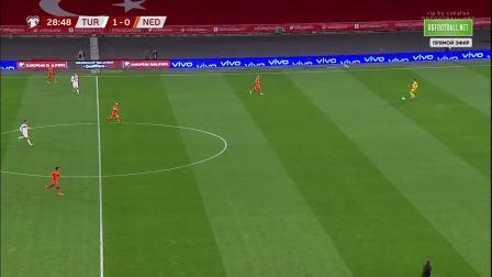 2021世界杯预选赛 土耳其VS荷兰