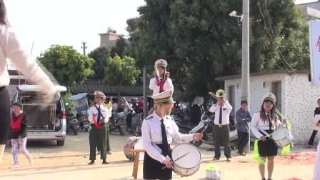 林公锡义仙逝出殡仪式【金坑有线电视录制】