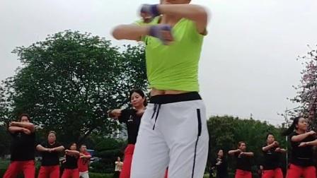 健身操三梅花123