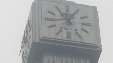 柳州人保钟楼(整点不报时了)