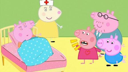 猪妈妈生病了!