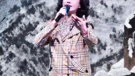 常香玉弟子,豫剧名家李金枝演唱《沁园春,雪》。