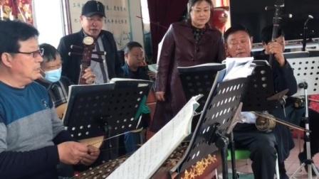 付少云、徐万山、邱桂枝演唱吕剧《双玉蝉》选段