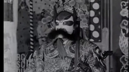 京剧大师梅兰芳1930年刺虎录像