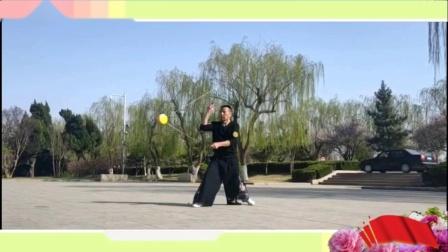 喜迎建党百年优秀空竹视频展播-济南滕玉龙