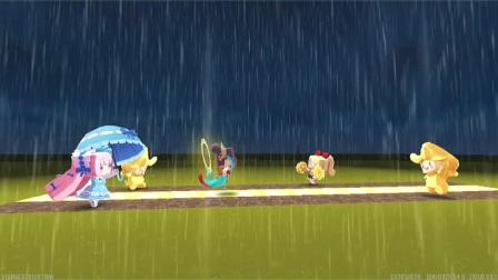 清明雨下,山花始开!