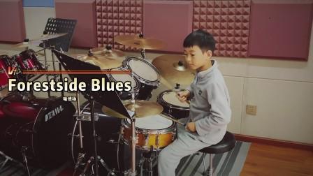 【架子鼓】《森林蓝调》喻博扬小鼓手