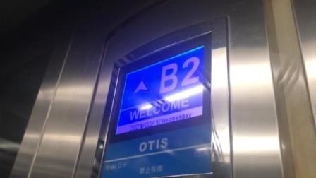 长沙万达广场2号观光电梯9