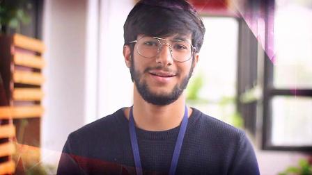MONOLogue-Student Baraa (学习普通的大学英语课程)