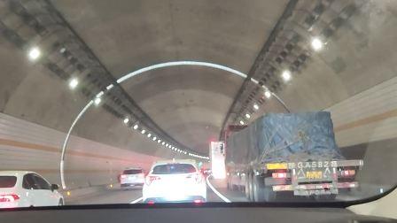 广东乐昌地界隧道