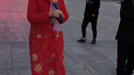 洪塘广场;信月;丽娟小红楼2021.3.6日