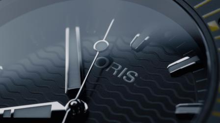 AquisPro 400自主机芯日历腕表