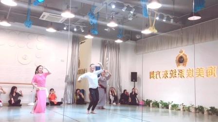 上海专业肚皮舞教学-贺晓明-Balady