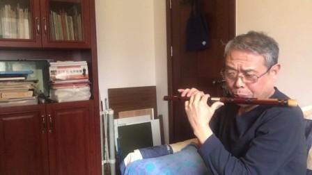 《女人花》笛子小号。演奏:尹鸿博。