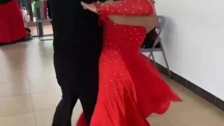 宋先生一刘女士舞蹈视频2021.4.5