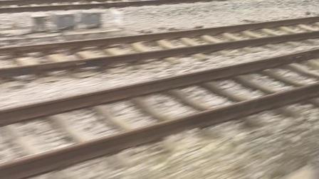 2021.4.5 衡柳线 乘坐CRH3C-G540次接近桂林北站进站停靠