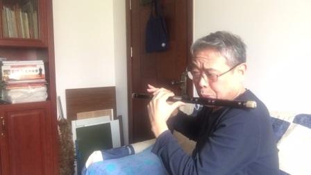 《大约在冬季》笛子小号。演奏:尹鸿博。