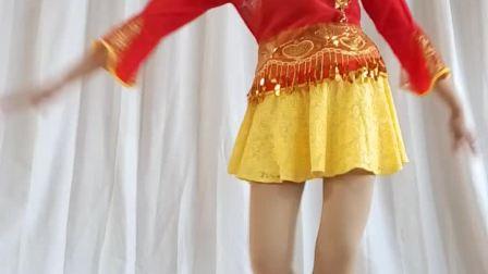 阿文樂樂广场舞《你像三月桃花开》