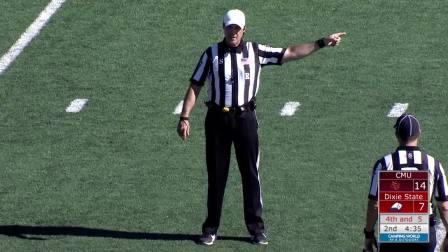 2019赛季NCAA Dixie State vs Colorado Mesa