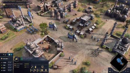 【3DM游戏网】《帝国时代4》德里文明预告片