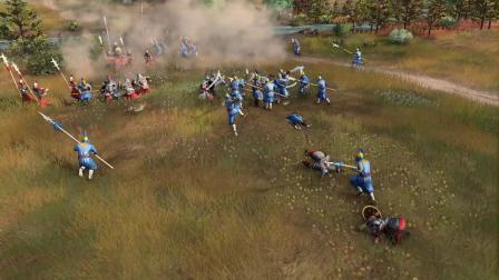 【3DM游戏网】《帝国时代4》中国文明预告片