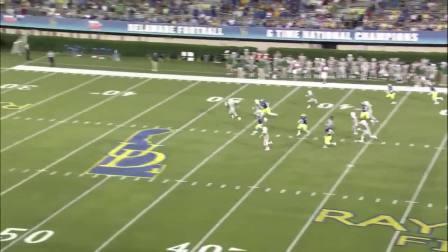 2015赛季NCAA 特拉华大学vs杰克逊维尔大学
