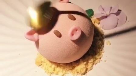 摸摸小猪头,万事都不愁