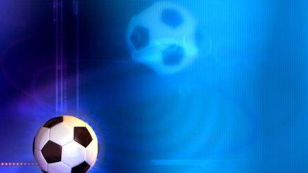 音像片头素材-体育背景(足球)