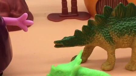 小恐龙为什么又逃课了?