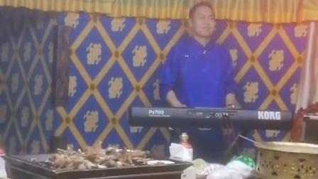 鄂尔多斯棋盘井塔林蒙古音乐部落