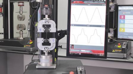 英斯特朗试验机柔性电子件扭转测试