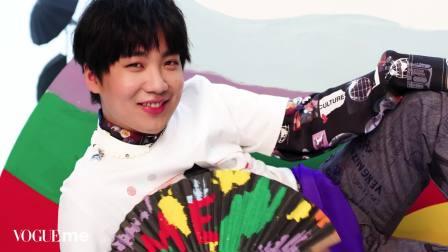 VogueMe 5周年 GiveME5 | 郭麒麟 封面花絮视频