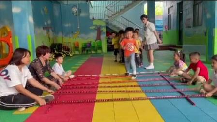20210413一一在幼儿园上课