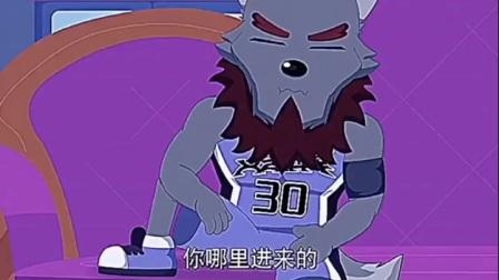 喜羊羊与灰太狼的感情是真的很深厚!!!