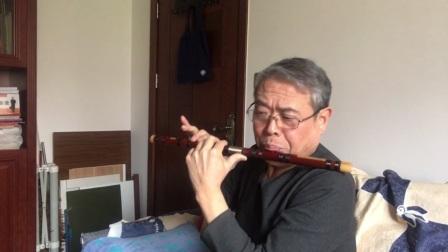 《天边》笛子小号。演奏:尹鸿博。