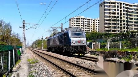 林浦铁路:开往春天的火车 与90后车迷联合拍摄