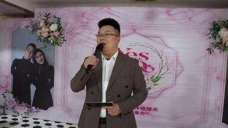 20210328王晨李秦婚礼