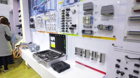 上海慕尼克电子展2021
